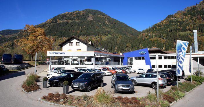 Autohaus Ford Filzmaier